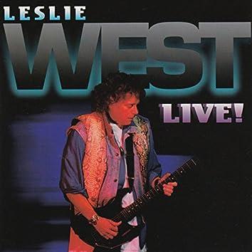 Leslie West Live!