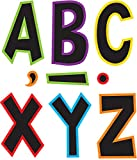 Teacher Created Resources 77282 Electric Bright 7' Fun Font Letters