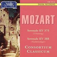 Serenade.11, 12: Klocker / Consortium Classicum