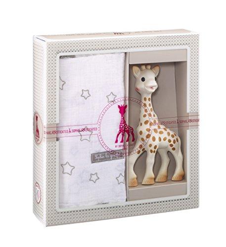 Sophie La Girafe 000004 - Mi primer set y muselina