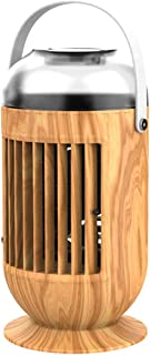 Portable Air Conditioner with 7 Colors Night Light, (400ml) Water Tank Capacity, Air Cooler Mini Evaporative Cooler Quiet ...