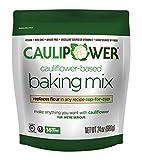 CAULIPOWER Cauliflower-Based Baking Mix, Original, 24 oz, All-Purpose Vegetable-Based Flour, Gluten Free, Grain Free, Vegan, Non-GMO (Value Size)