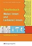 Tabellenbuch Maler und Lackierer - Stefan Alker