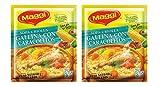 MAGGI Sopa Criolla de Gallina con Caracolitos 60 grs. - 2 Pack / Chicken and Macarroni Shells Soup 2.1 oz. -2 Pack