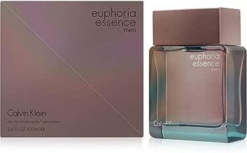 ĆK Euphoria Essence men Eau De Toilette Spray 3.4 OZ. Oz/ 100 ml