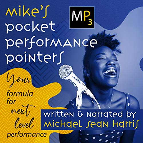 Mike's Pocket Performance Pointers Audiobook By Michael Harris cover art