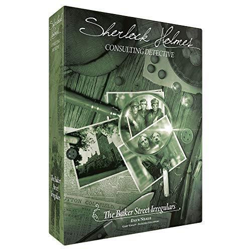 Sherlock Holmes Consulting Detective: The Baker Street Irregulars (engl.)