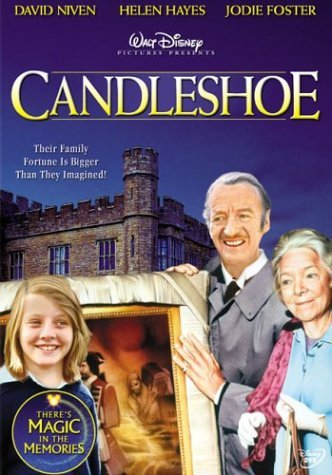 Candleshoe by Helen Hayes