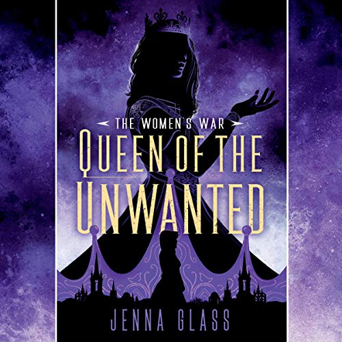 Queen of the Unwanted audiobook cover art