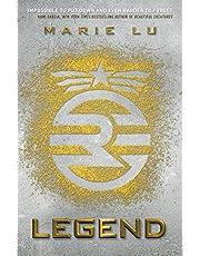 Legend: Marie Lu
