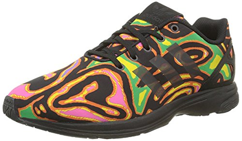 Multi Shoes adidas x Jeremy Scott Flux Tech Psychedelic (S77841) 40 -