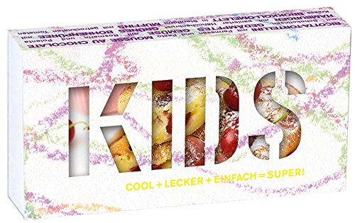 Kochbox KIDS: Cool + lecker + einfach = Super! (Collection Lardon by moses.)