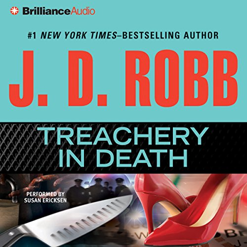 Couverture de Treachery in Death