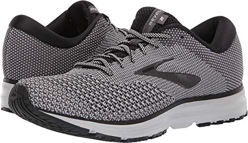 Brooks Revel 2 Black/Oyster/Pearl 10.5