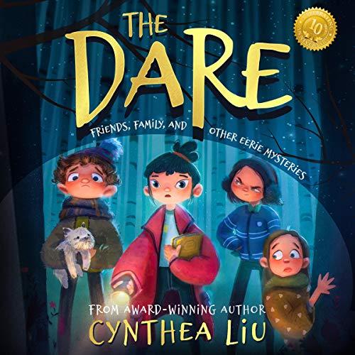 The Dare cover art