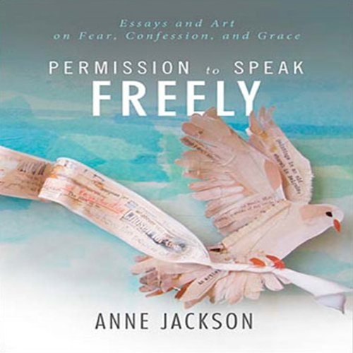 Permission to Speak Freely audiobook cover art