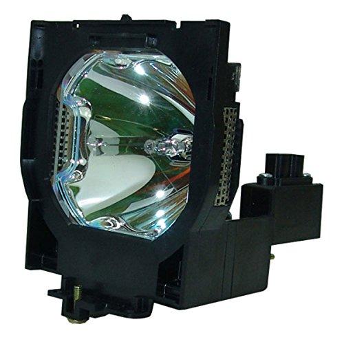 Lampara de Reemplazo con Carcasa AuraBeam Profesional para Proyector Sanyo PLC-UF10 (accionado por Philips)