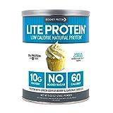 Designer Protein Lite, Vanilla Cupcake, 9.03 Ounce, Low Calorie Protein Powder
