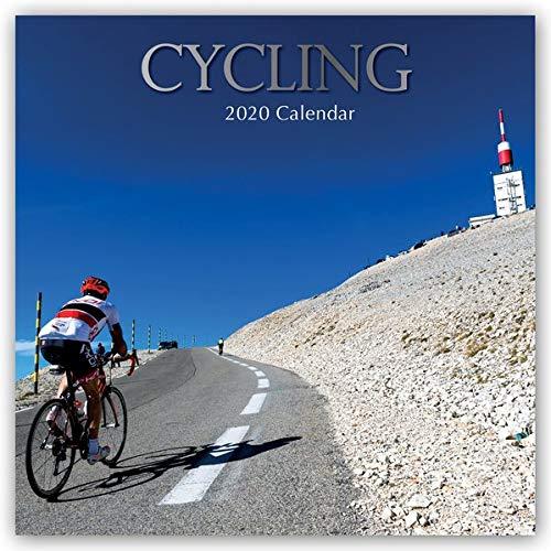 Cycling - Fahrradfahren - Fahrrad - Radsport 2020 - 16-Monatskalender: Original The Gifted Stationery Co. Ltd [Mehrsprachig] [Kalender] (Wall-Kalender)