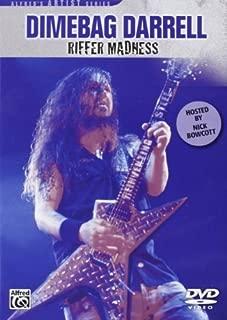 Dimebag Darrell's Riffer Madness (DVD) [2011] by Dimebag Darrell (2011-05-01)