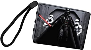 Darth Vader Unisex Adult Teens DIY Portable 3D Printed Touch Mini Wireless Bluetooth Speaker Loudspeakers Box Stereo System Sound Rechargeable Outdoor Sports Audio