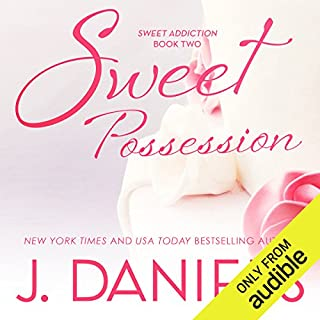 Sweet Possession audiobook cover art