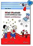 Mini-Musicals und Erzähltheater über Fabeln und Märchen - (JelGi Musicals) - Schott Music ED23135 9783795716813