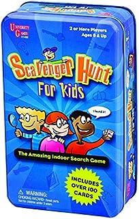 Scavenger Hunt for Kids - Tin Game