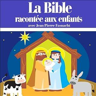 Couverture de La Bible racontée aux enfants