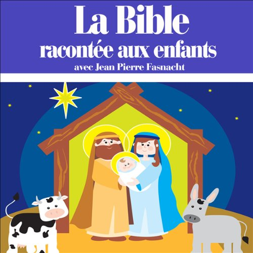 La Bible racontée aux enfants audiobook cover art