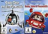 Robbi, Tobbi und das Fliewatüüt alt+neu 2005+2017 Kinofilm [DVD Set]