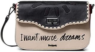 Luxury Fashion   Desigual Womens 19WAXP19BLACK Black Shoulder Bag   Fall Winter 19