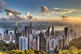 Städte - Hong Kong - Victoria Peak - Stadt Städte -
