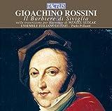 Songtexte von Gioachino Rossini - Il Barbiere di Siviglia nella trascrizione per Harmonie di Wenzel Sedlak (Ensemble italiano di fiati feat. conductor Paolo Pollastri)