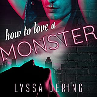 How to Love a Monster audiobook cover art