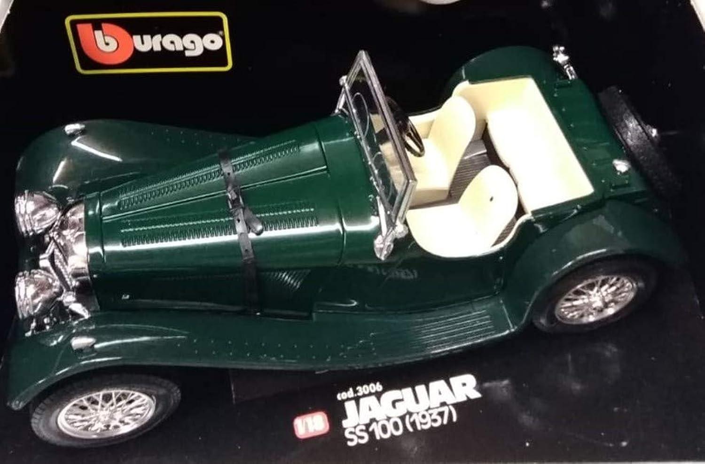 Bburago 3006 - Jaguar SS 100