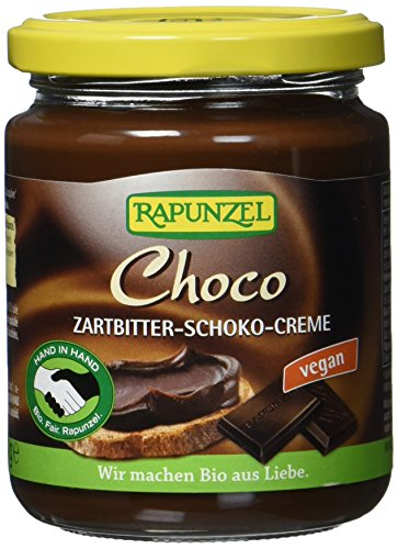 Rapunzel Choco Zartbitter Schokoaufstrich Bio, 250 g