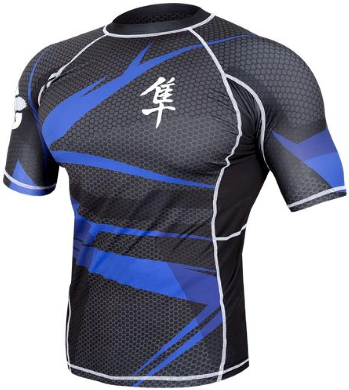Hayabusa Shirt Metaru Rash Guard mit kurzen Ärmeln Ärmeln Ärmeln B00DA8158U  Billig ideal 22c628