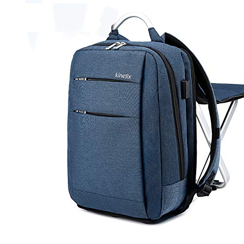 ARESIT-Multi-Functional Backpack Stool Combo- Large Capacity and Portable Folding Cooler Chair.