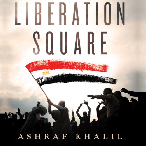Liberation Square audiobook cover art