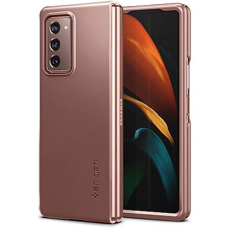 Spigen Thin Fit Designed for Samsung Galaxy Z Fold 2 Case (2020) - Bronze