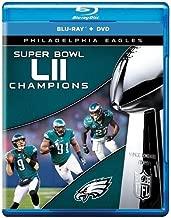 NFL Super Bowl LII Champions: The Philadelphia Eagles COMBO