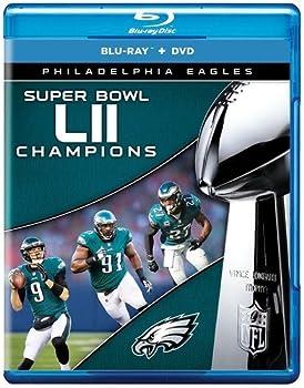 NFL Super Bowl LII Champions  The Philadelphia Eagles COMBO [Blu-ray]