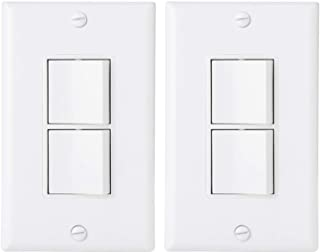 Amazon com: Last 30 days - Wall Switches / Switches: Tools & Home