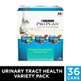 Purina Pro Plan Urinary Tract Health Wet Cat Food Variety Pack, FOCUS Urinary Tract Health Formula -...