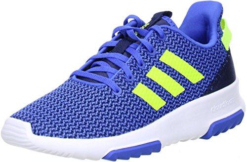 adidas Unisex-Kinder Cf Racer Tr K Fitnessschuhe, Blau (Azul/Amasol/Maruni 000), 38 EU