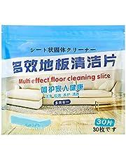 多効果床板クリーナーが強く汚れを落とします。家庭用の清新な香り漂う日常生活。(洗浄 抗菌 消臭) 安心 安全 30枚 (5パック(5*30枚/バッグ))