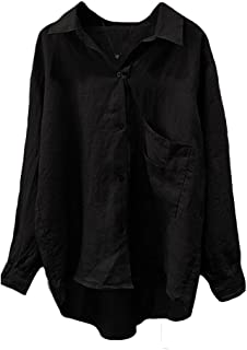 Best relaxed soft washed classic shirt for women Reviews