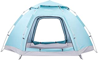 2-4 Person Pop Up Tents for Camping Waterproof, Instant...