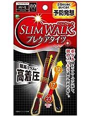 ピップ スリムウォーク (SLIM WALK) プレケアタイツ M~Lサイズ ブラック おそと用 着圧